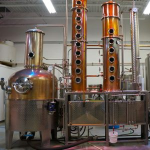 vodka-distillation